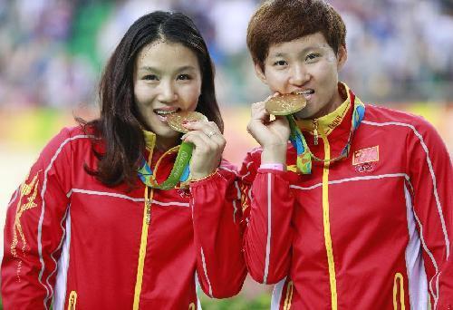 宫金杰:等待金牌不容易 就要展示强大的实力