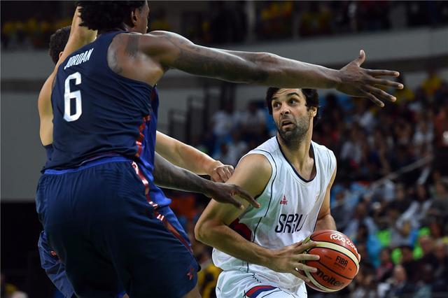 欧洲之王遭遇最严防守 他不来NBA闯荡太可惜
