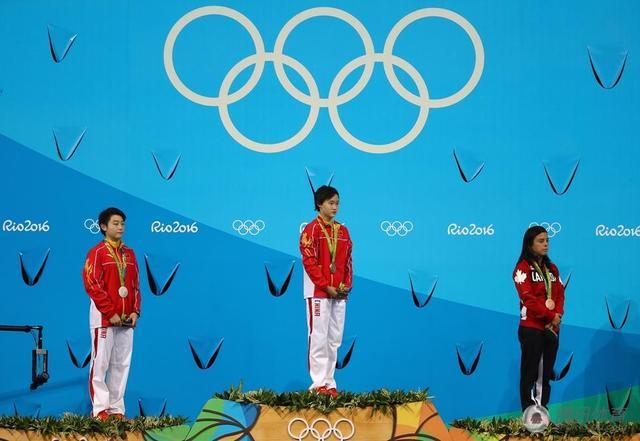 稳!决赛三跳过90 中国首个00后奥运冠军诞生