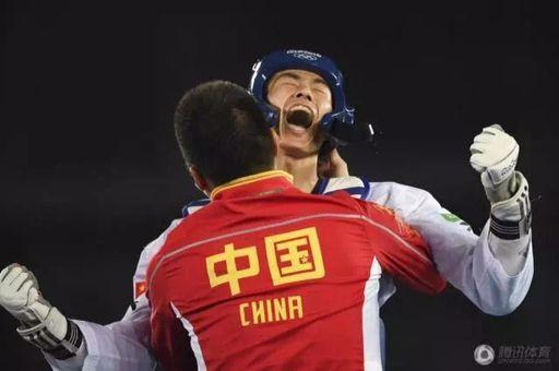 """奥运冠军赵帅是""""黑马"""" 一点一点拼出胜利"""