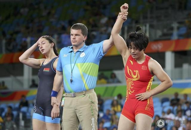 摔跤总结:日俄各4金强势依旧 中国2铜需努力