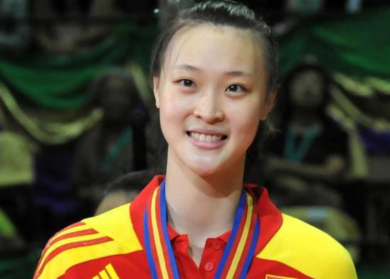 惠若琪母亲:女儿曾靠电击救回 是用生命打球