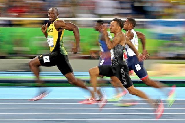 美媒评奥运七大事件:罗切特丑闻压闪电三连冠