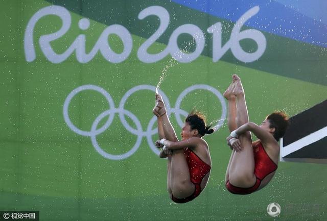 奥运五连冠16年未失手 女双10米台成最稳一金