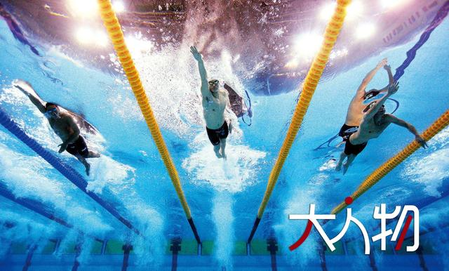 【大人物】王者孙杨:追星少年的泳池和远方