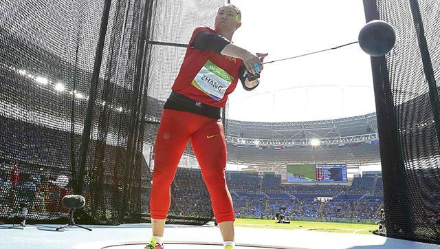 张文秀链球摘银创造历史 波兰名将破纪录夺冠