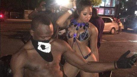 牙买加闪电侠背后的女人!