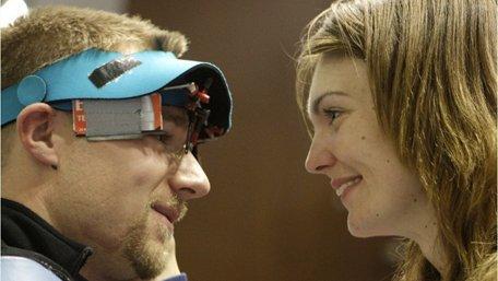 奥运是浪漫的邂逅 爱情始于赛场