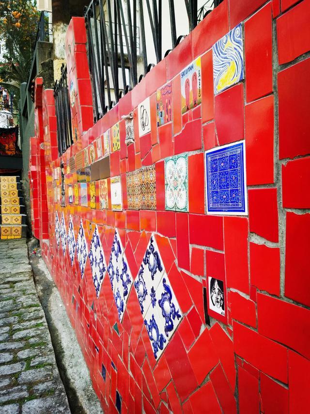 你想不到的里约 其实是座艺术之都与涂鸦之城