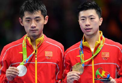 里约奥运会最火网红:傅园慧爆红 飞鱼拔火罐