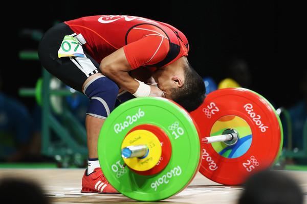 蒙古国举重运动员药检呈阳性 已被取消资格