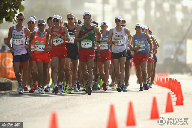 田径再现争议事件!男子竞走日本铜牌被取消