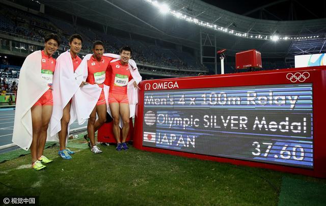 日本短跑赢在整体而非混血 提升关键在培养体系