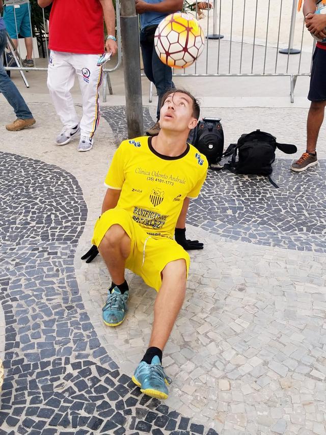 里约奥运火热召开 足球巴西再掀浪潮