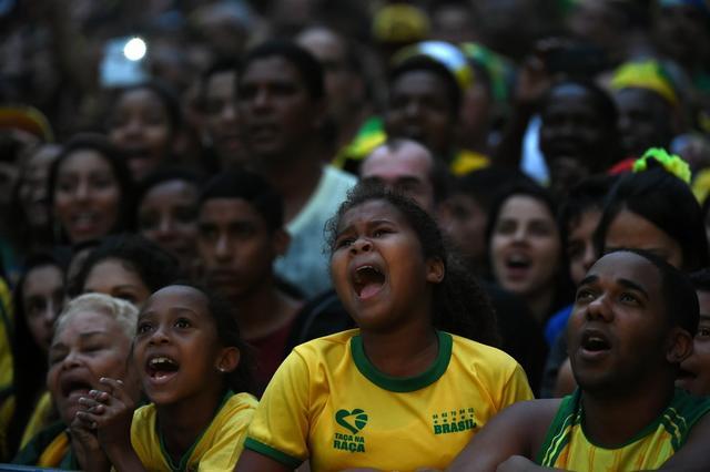 比较奥运和世界杯 罢工?抗议?他们都玩腻了