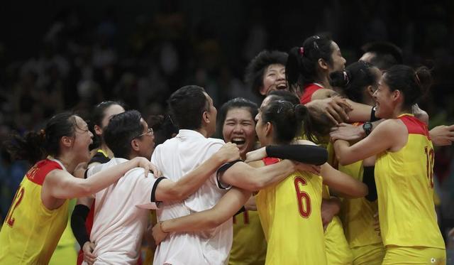 精神比金牌更可贵 中国女排已成为一种文化