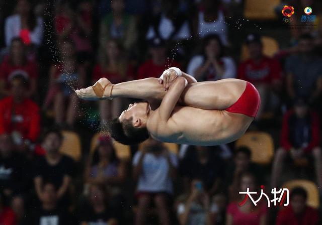 大人物-从体操改练跳水 陈艾森演绎黑马本色