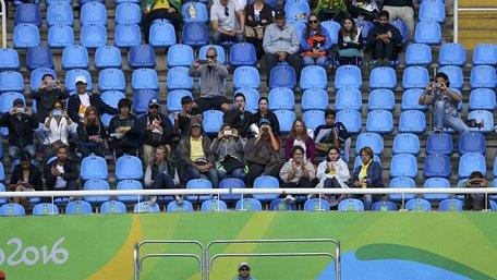 奥运上座率高?奥组委紧急调观众