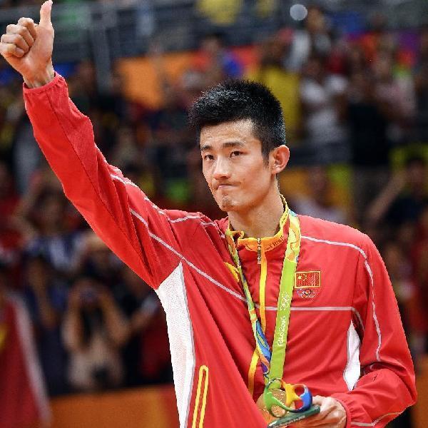 谌龙:感谢林丹李宗伟 中国队承受很大的压力