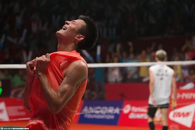 """谌龙结束""""林李时代"""" 中国羽毛球陷20年最差"""