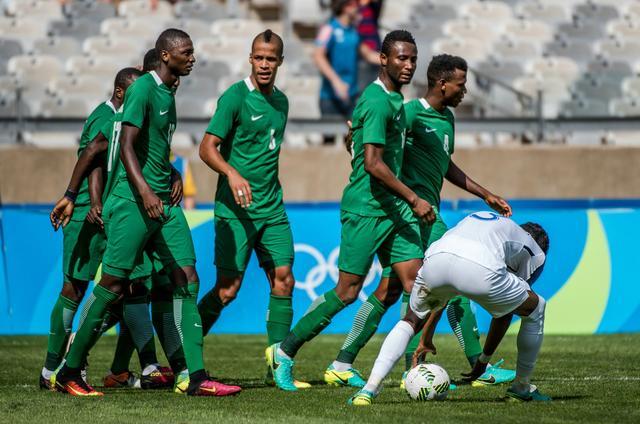 男足-尼日利亚3-2洪都拉斯夺铜 妖星梅开二度