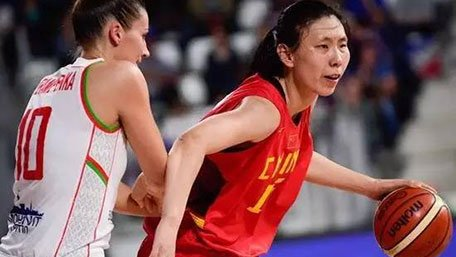 妈妈陈楠退役两年后复出再战奥运