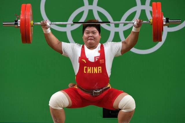 女子举重75公斤以上级成绩表 孟苏平实力夺冠