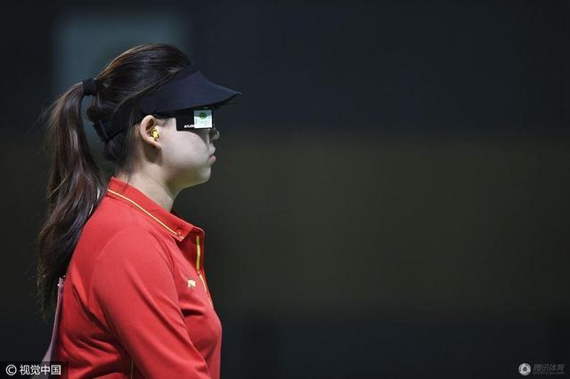 女子10米气手枪历届冠军 中国小将张梦雪夺金