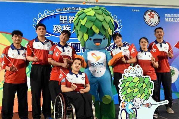 香港24名选手将出战残奥会 多个项目有望夺牌