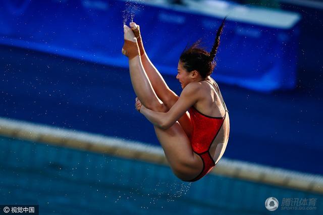 女子单人3米板决赛排名 施廷懋何姿包揽金银