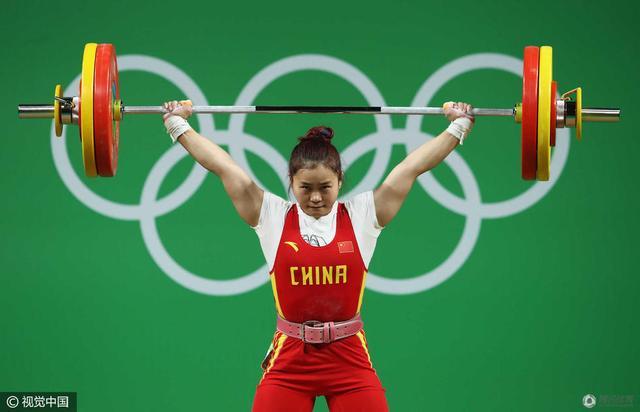 邓薇破纪录夺冠军 比肩陈晓敏成为中国第二人