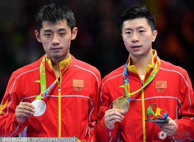 专访刘国梁:马龙赢在低调 他已成男乒新领军