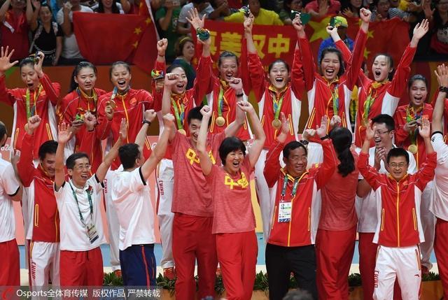 """时隔12年中国女排再登顶 具有""""划时代意义"""""""
