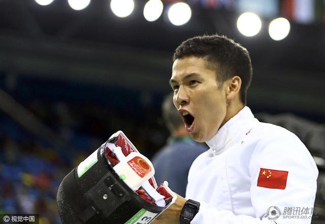 男子现代五项俄老将摘金 中国二将发挥不佳