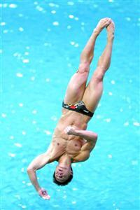 跳水出现罕见连续失误 里约的风乱了何超的心