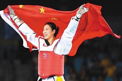 奥运传佳音!中国冠军情侣扛起跆拳道大旗