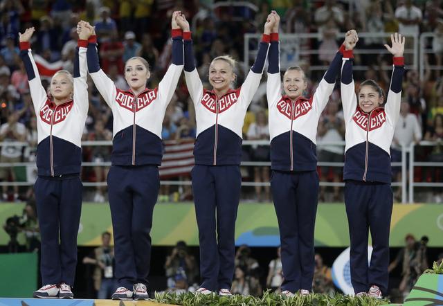美国总结:32年来最多奖牌 统治泳池田径体操
