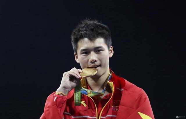 陈艾森:水平非国家队最高 会把金牌锁床头柜