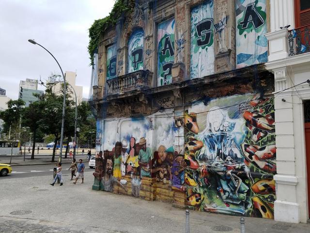 里约--你想不到的艺术之都