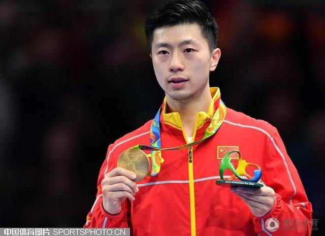 王皓:马龙当今乒坛最强 望奥运团体赛接再厉