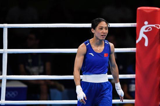 女子拳击收获铜牌已无憾 任灿灿:或选择退役