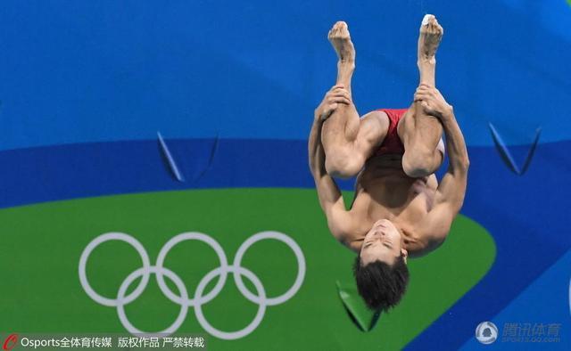 跳水男子3米板决赛成绩单 曹缘20分优势夺冠