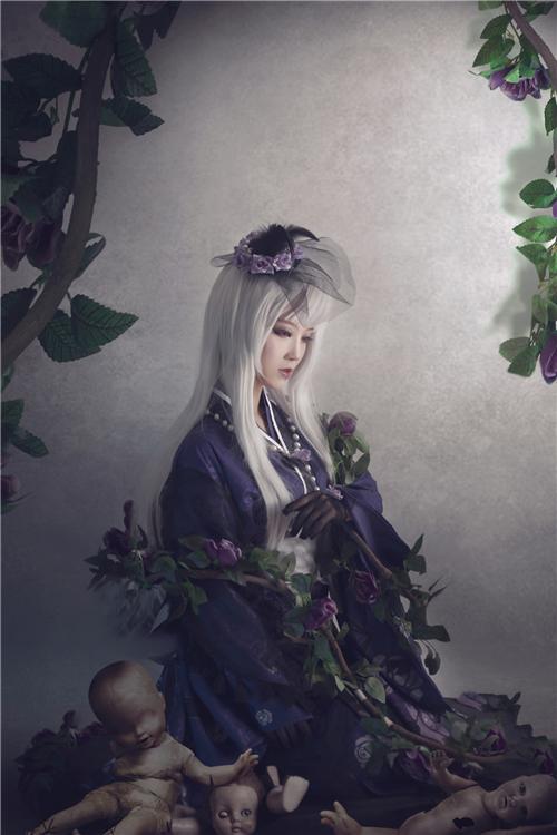 《蔷薇少女》水银灯