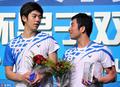 组图:韩羽坛名将郑在成发病离世 曾获伦敦奥运双打铜牌