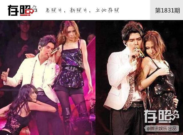存照:他们成名前都当过伴舞:董洁给潘长江伴舞 佟丽娅当背景