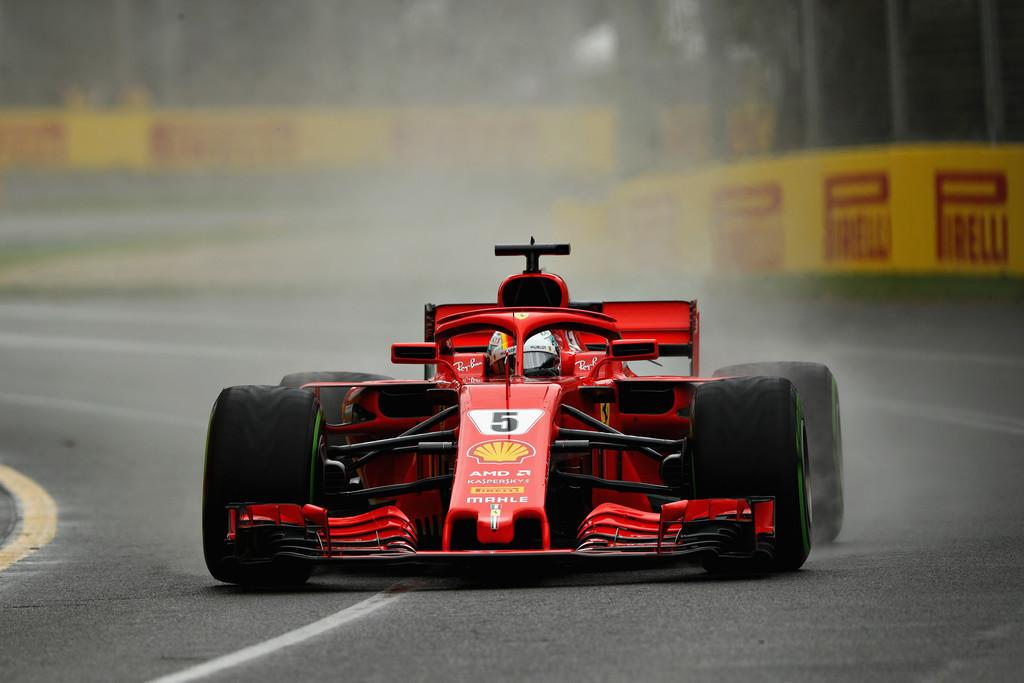 F1澳大利亚站三练 维特尔最快汉密尔顿保存实力