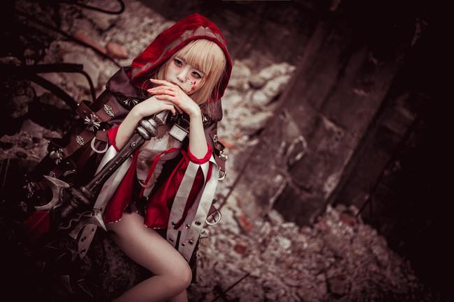《死亡爱丽丝》小红帽