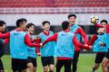 高清:上港积极备战足协杯 趣味训练引众将欢笑