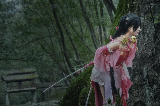 《剑网叁》儒风秀萝