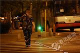 酷炫斑马线亮相通州 能监测闯红灯